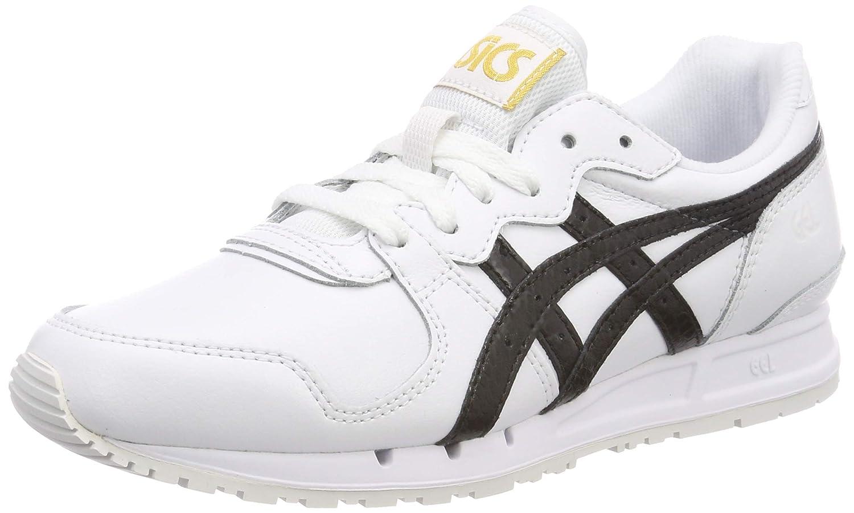 Asics Gel Movimentum, Zapatillas para Mujer 39 EU|Blanco (White/Black 100)