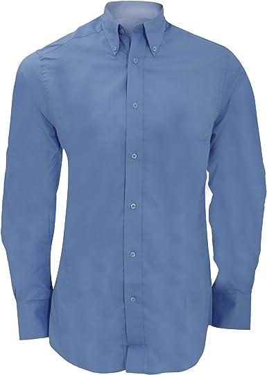 KUSTOM KIT - Camisa de Manga Larga Modelo Business City ...