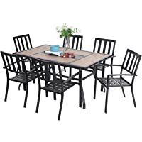 Deals on Sophia & William 7 Pieces Patio Dining Set