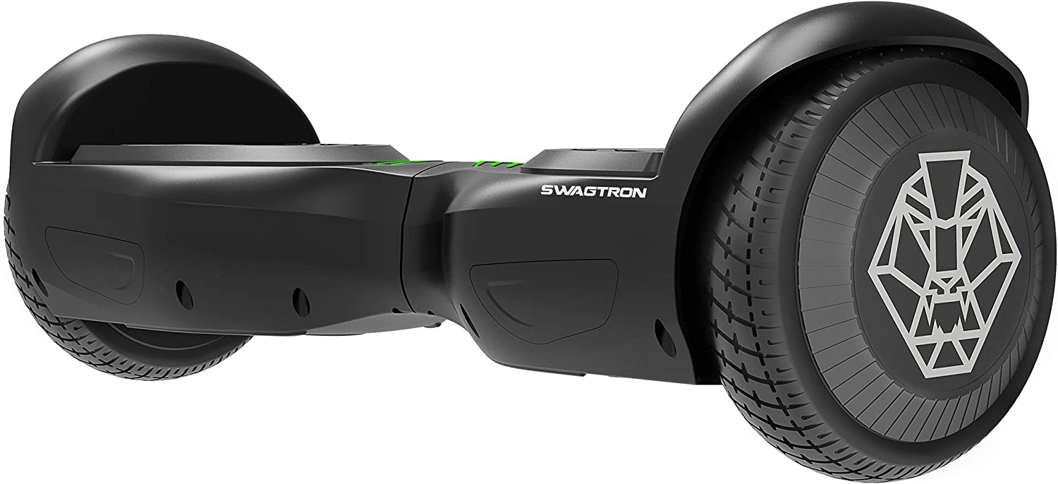 Swagboard Twist Lithium-Free Kids Hoverboard Black / US
