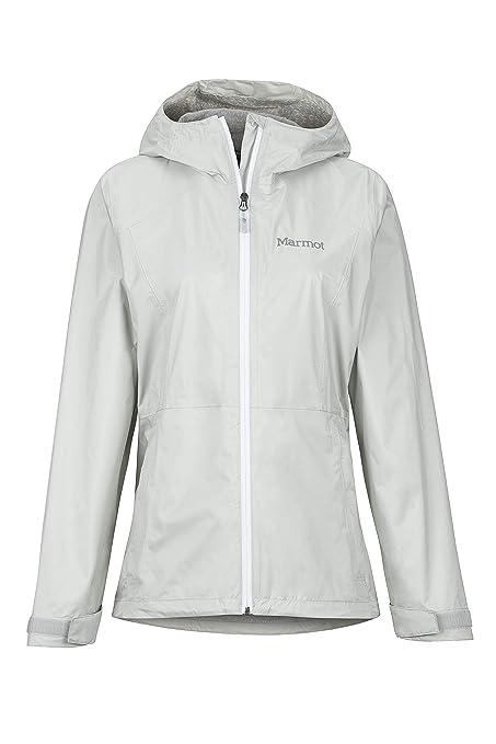 Marmot Wm's Precip Eco Plus Jacket Imperméable, Veste de