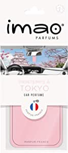 Imao PP06697 parfume Card Tokyo Beauty