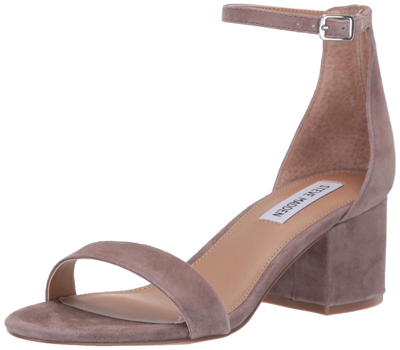贈り物 Steve Madden Womens Suede Irenee Open M Toe Formal Grey Ankle Strap Sandals B07GD1BVJT 8 M US Light Grey Suede Light Grey Suede 8 M US, 南宇和郡:c40b9a06 --- irlandskayaliteratura.org