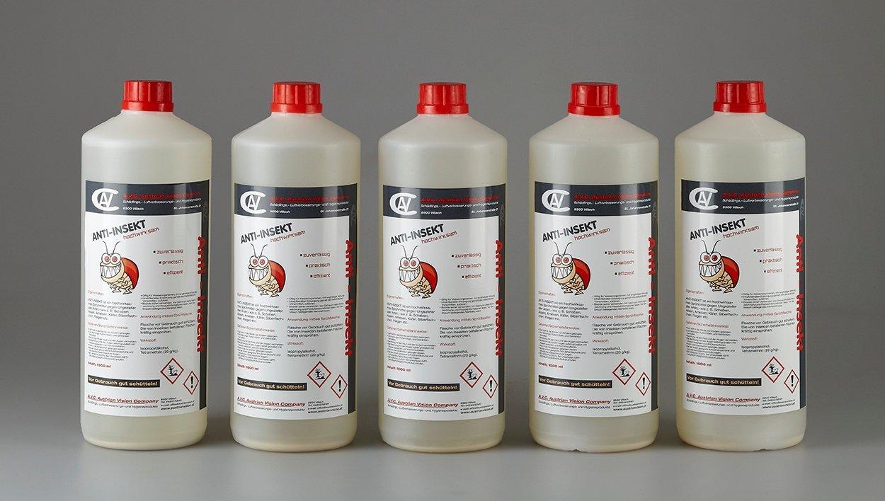 5l Anti Insekt Sprühflasche