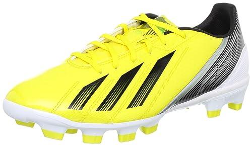watch d8ed5 6ef63 adidas Performance F10 TRX HG G65360, Scarpe da calcio Uomo, Giallo (Gelb (