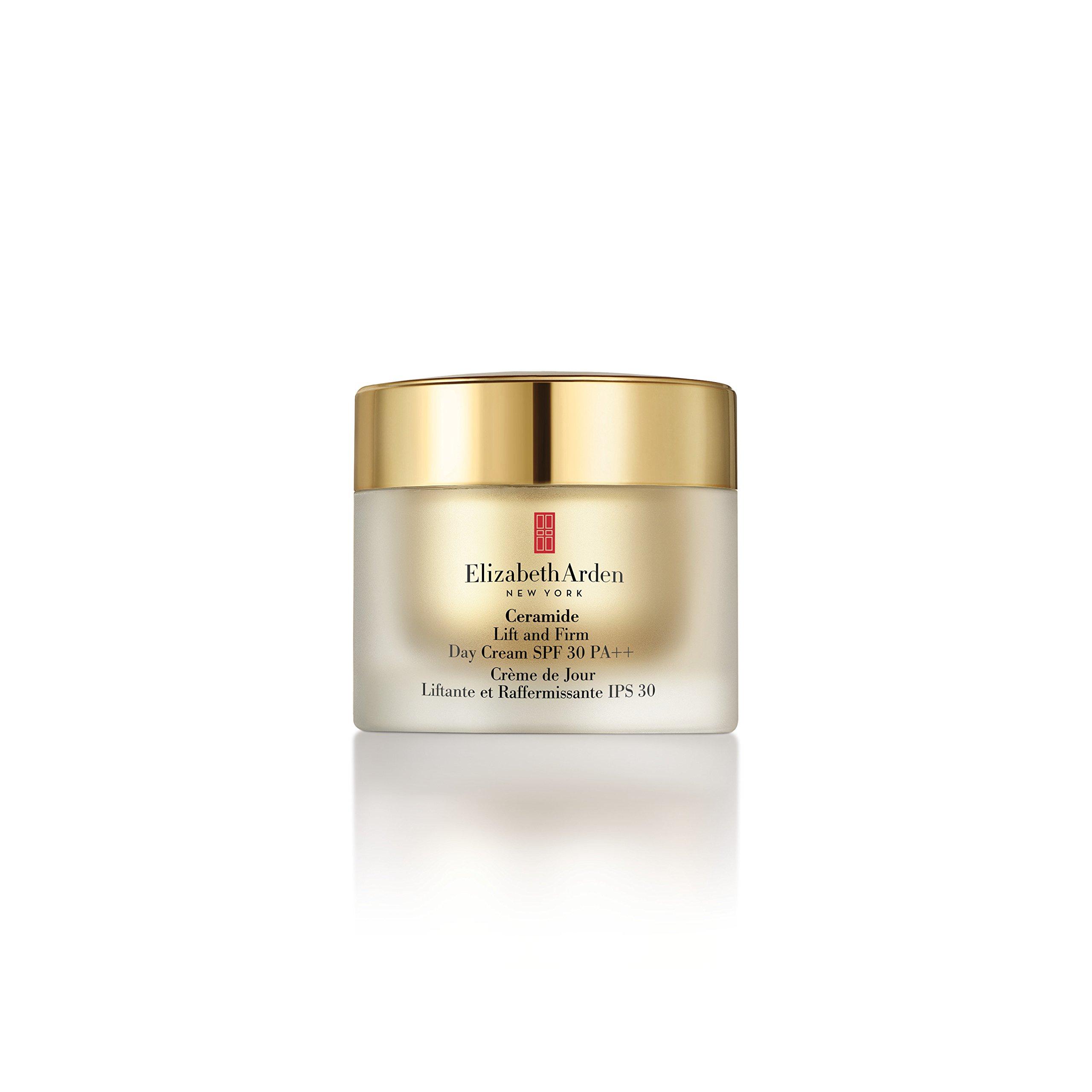 Elizabeth Arden Ceramide Lift and Firm Day Cream Broad Spectrum Sunscreen SPF 30, 1.7 oz. by Elizabeth Arden
