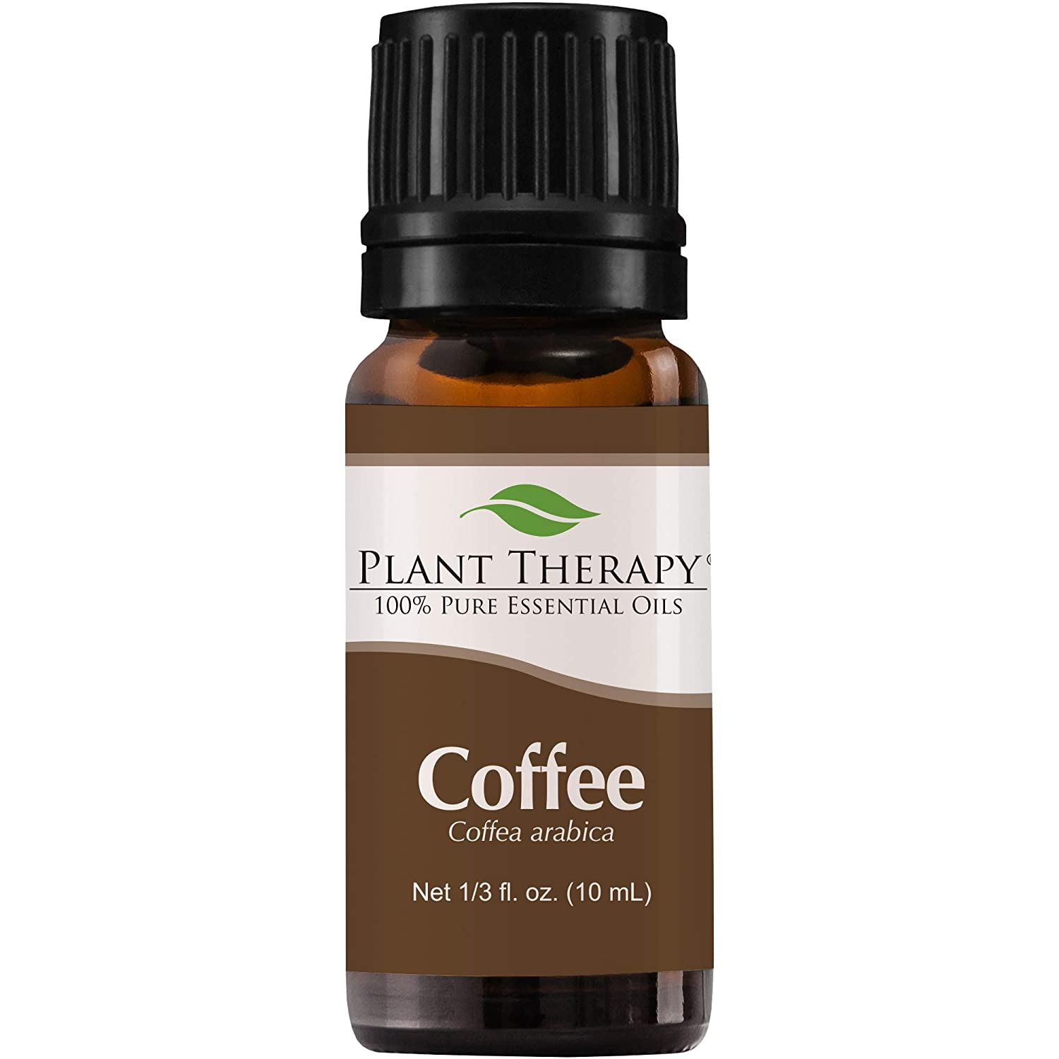 Plant Therapy Coffee Essential Oil 100% Pure, Undiluted, Natural Aromatherapy, Therapeutic Grade 10 mL (1/3 oz)