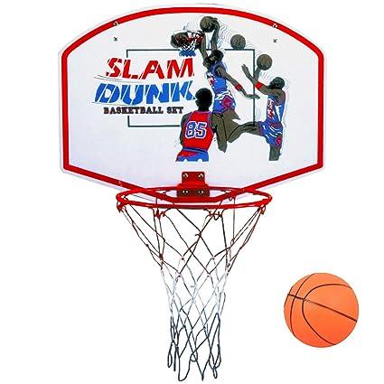 Amazon.com: Slam Dunk interior/exterior Set canasta de ...