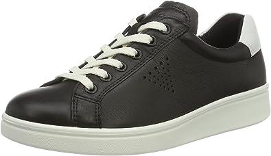 ECCO Damen Soft 4 Derby: : Schuhe & Handtaschen