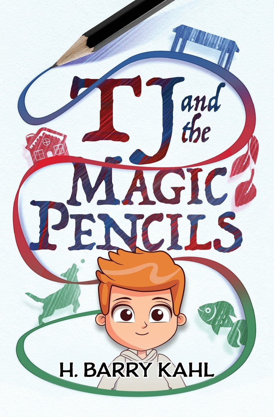 Read Online TJ and the Magic Pencils pdf epub