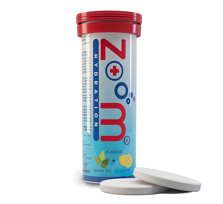 ZooM - HYDRATION – das Elektrolytgetränk für alle Sportler. 4 ...