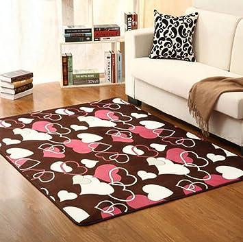 DiTan Wu Teppich Mat / Einfache Farbe Teppich / Wohnzimmer Teppich /  Schlafzimmer Bedside Teppich /