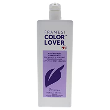 Framesi Color Lover Volume Boost Conditioner, 33.8 Ounce