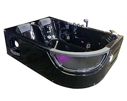 Vasca Da Bagno 120 120 : Vasca bagno idromassaggio pegaso spa cromoterapia cm