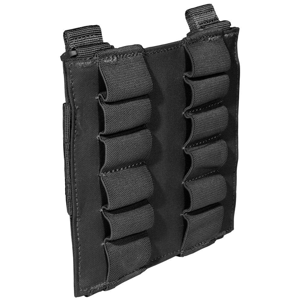 5.11 12 RD escopeta Bolsa Negro 56165