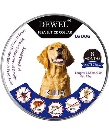 Amazon.es: Control de pulgas y garrapatas - Perros ...