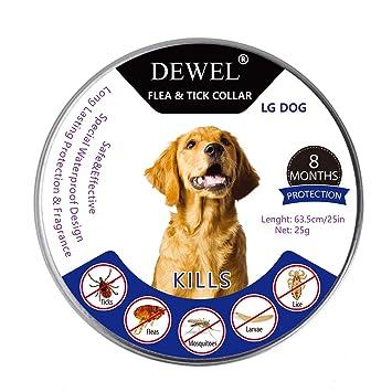 0030d5772f6d Dewel Collar Antiparasitos Perros Gatos Contra Pulgas