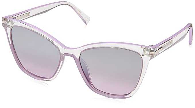 d27cb530858 Amazon.com  Marc Jacobs Women s Marc223s Cateye Sunglasses CRYSRUBPU ...