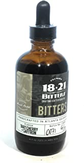 product image for 18.21 Tart Cherry Saffron Bitters 4oz