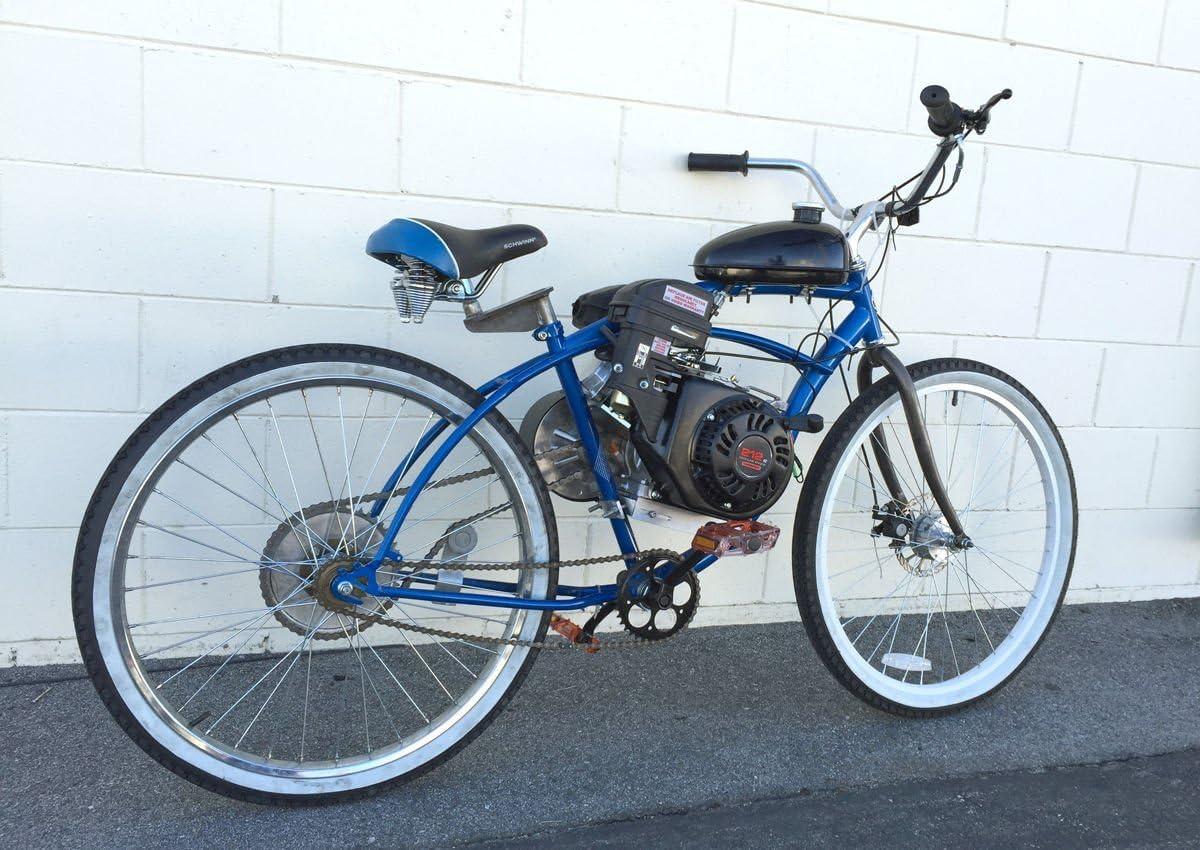 GasBike Kit de Motor de Bicicleta de 212 CC para la Fila de la Muerte, 4 Tiempos, Kit de Motor de Bicicleta motorizado por Gas: Amazon.es: Deportes y aire libre