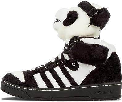 Sandalias posterior batería  Amazon.com | Js Panda Bear U42612-100 Size 9.5 | Fashion Sneakers