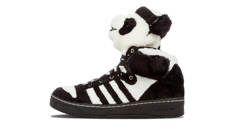 detailed pictures 1cb84 76600 Amazon.com   Jeremy Scott Panda Bear Men s Shoe   Fashion Sneakers