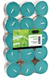 USA Tealight Garden Rain Tealights, 30-Pack