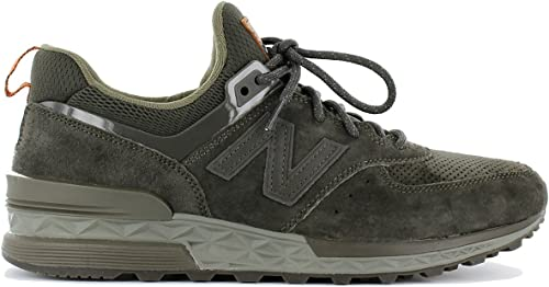 new balance hombre olive