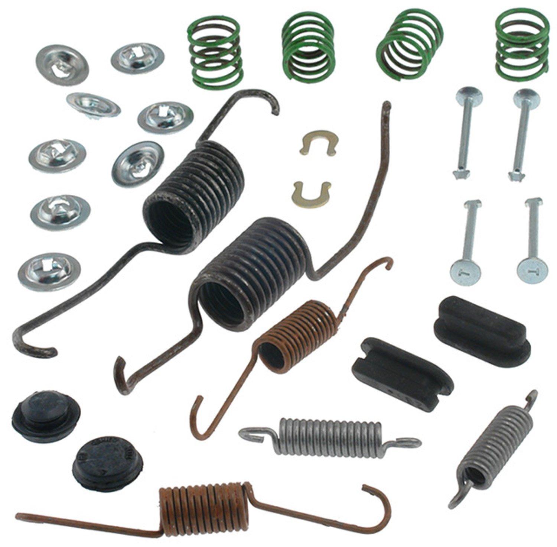 ACDelco 18K1795 Professional Rear Drum Brake Shoe Adjuster and Return Spring Kit
