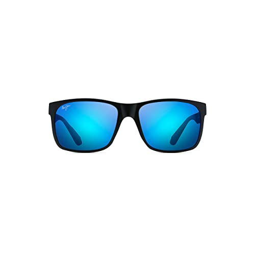 Amazon.com: Maui Jim - Gafas de sol, color rojo, Azul: Maui Jim