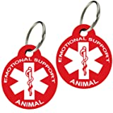 CNATTAGS ESA - Pet ID Tags, Various Shapes and