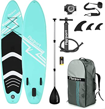 FBSPORT Sup Hinchable, 15 cm de Espesor Tabla de Surf Sup ...