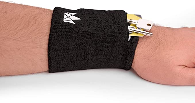 The Friendly Swede Running Wrist Wallet