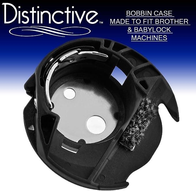 Distintivo puntada caso hecho para encajar Brother y máquinas de ...