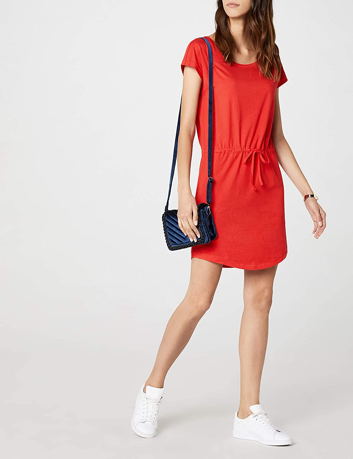 Only Onlmay S//S Dress Noos Robe Femme