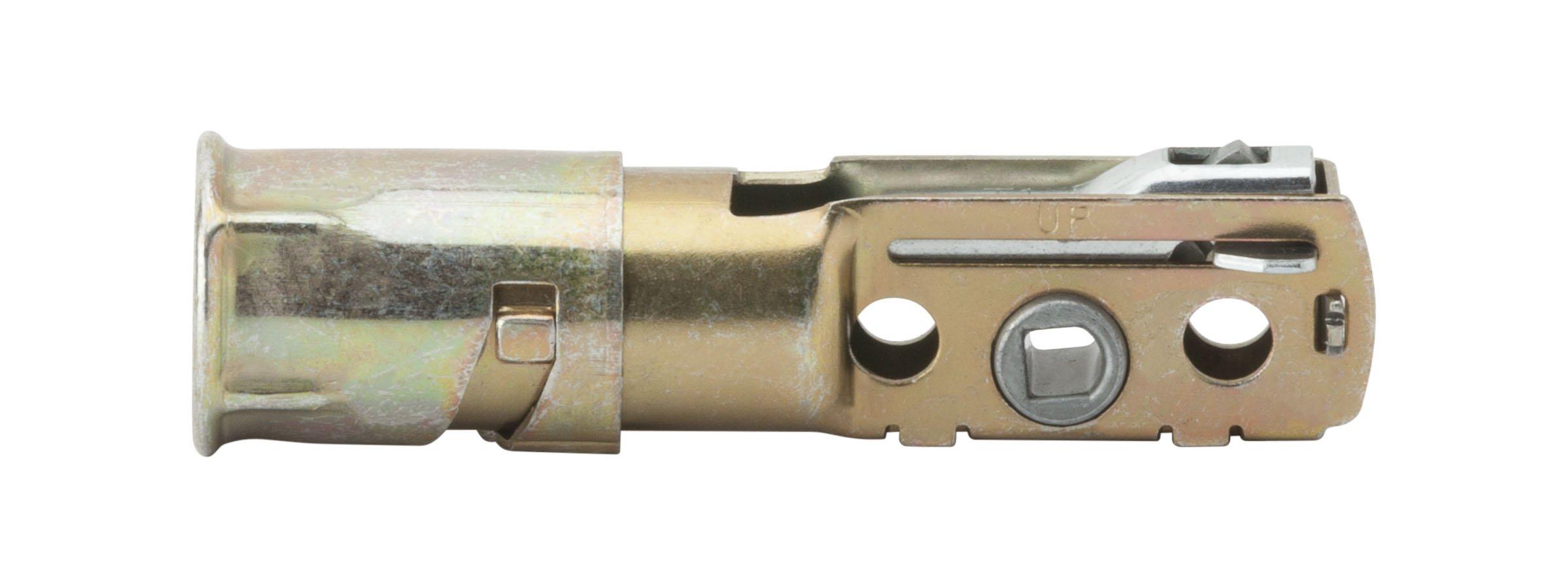 Kwikset 83186-001 Adjustable Drive-in Deadbolt Replacement Latch