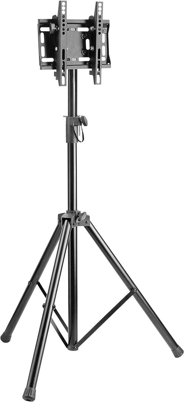 Elitech Portable Tripod TV Stand for 23