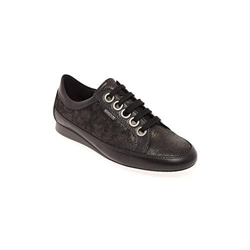 Mephisto Women (Foot Foundation) Bretta Women's Lace-up Pump In Black  Leather and