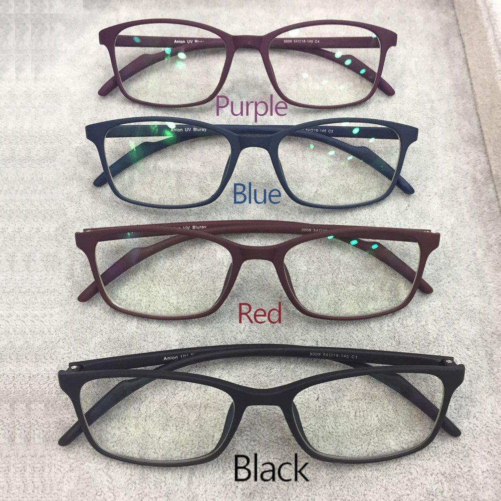 b9ad2431d60 Amazon.com  Negative ion nano medical glasses Anti - blue - ray anti-ultraviolet  ray to alleviate eye drying Eye fatigue prevention eye disease myopia ...