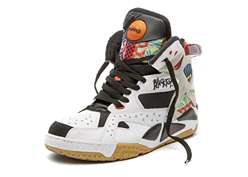 eed0ce291d11 Reebok Blacktop Battleground Pump White Men Can t Jump Sneakers White Black  M43284  Amazon.ca  Shoes   Handbags