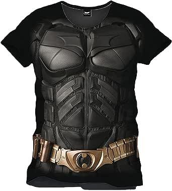 Batman Original–Camiseta para hombre, diseño del traje de Batman