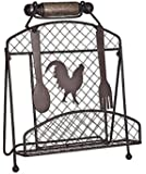 Cookbook Stand - Table Stand for Home and Kitchen - Rooster