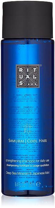 3. Rituals Samurai Cool Hair Shampoo - Best Japanese Shampoo for Weak Hair