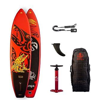 RUNGA Toa Air 10 6 25 PSI/1 7 Bar Max Pressure iSUP Inflatable SUP