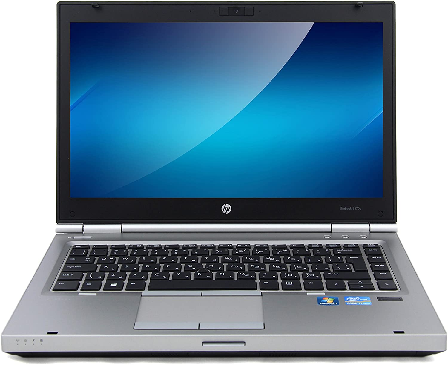 "HP EliteBook 8470p Intel i7 Dual Core 2900MHz 320Gig Serial ATA HDD 8192mb DDR3 DVD ROM Wireless WI-FI 14.0"" WideScreen LCD Genuine Windows 7 Professional 64 Bit Laptop Notebook Computer"