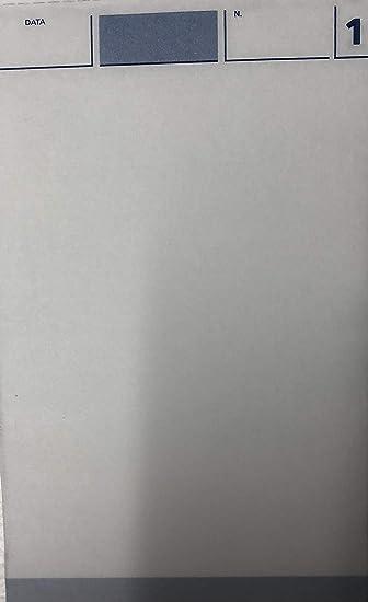 Multiart Blocchi Comande a 2 copie autoricalcanti 25x2 17x10 10 pezzi