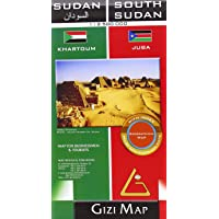 Sudan and South Sudan Geographical 2014