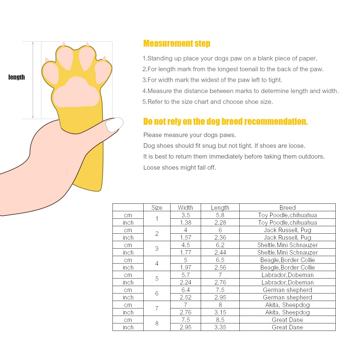 Waterproof pet boots kingwo pet shoes for medium to large dogs waterproof pet boots kingwo pet shoes for medium to large dogs labrador husky shoes breathable and skid proof walker care protective boots 6 nvjuhfo Choice Image