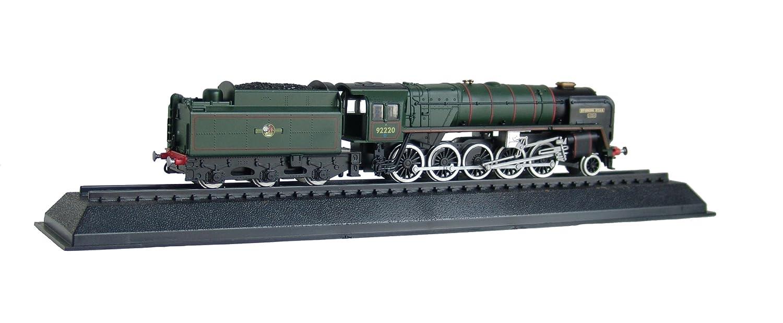 Class 9F No 1960 Diecast 1:76 Scale Locomotive Model Amercom OO-6 92220 Evening Star