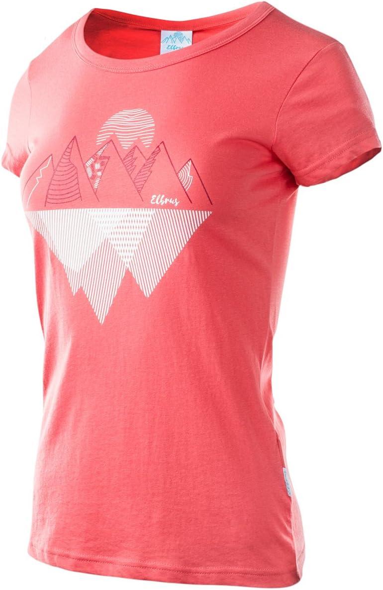 ELBRUS Femme agulita o/ù s T-Shirt